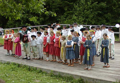 Folklórny súbor Flajsovancek