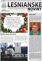 Lesnianske noviny_december_2015