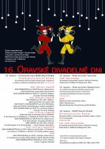 ODD divadlo 2018